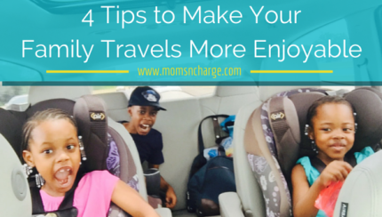 3 Tips to Make Your Family Travels More