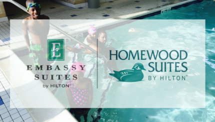 5 reasons to stay at Homewood Suites