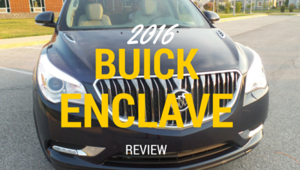 #BUICKENCLAVE review feature