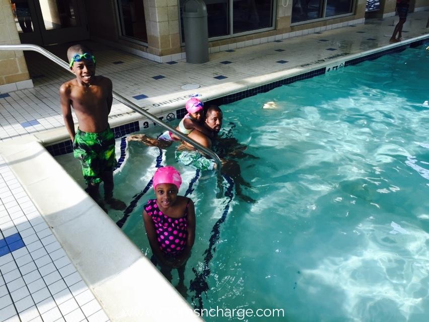 #HiltonFamilyReunions 6 - MomsNCharge