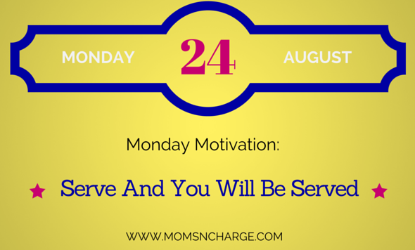 MM - serve and be served