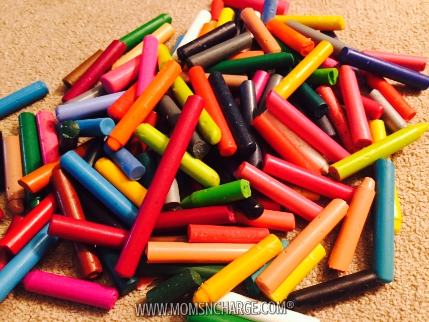 Melted crayons - momsncharge 3