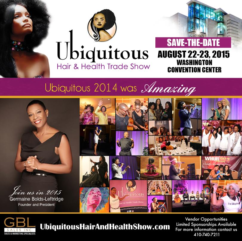 Ubiquitous 2015 Save the Date