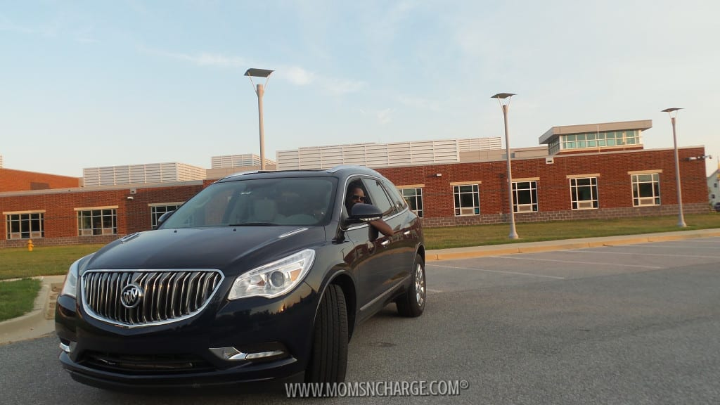 #buick Enclave - momsncharge car review 12