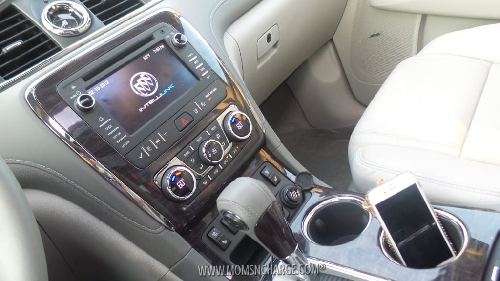 #buick Enclave - momsncharge car review 4