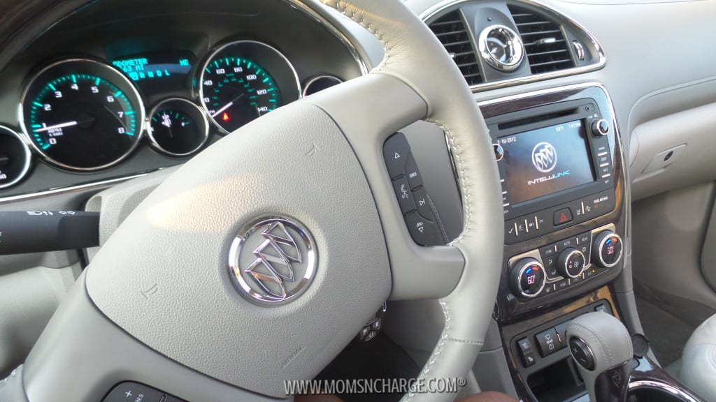 #buick Enclave - momsncharge car review 5