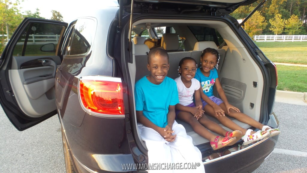 #buick Enclave - momsncharge car review 8