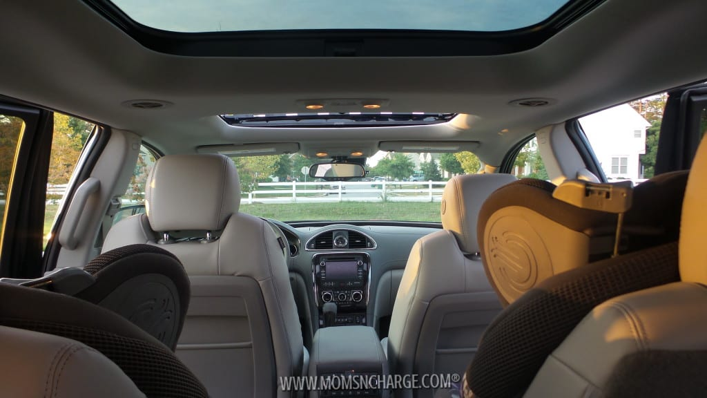 #buick Enclave - momsncharge car review 9