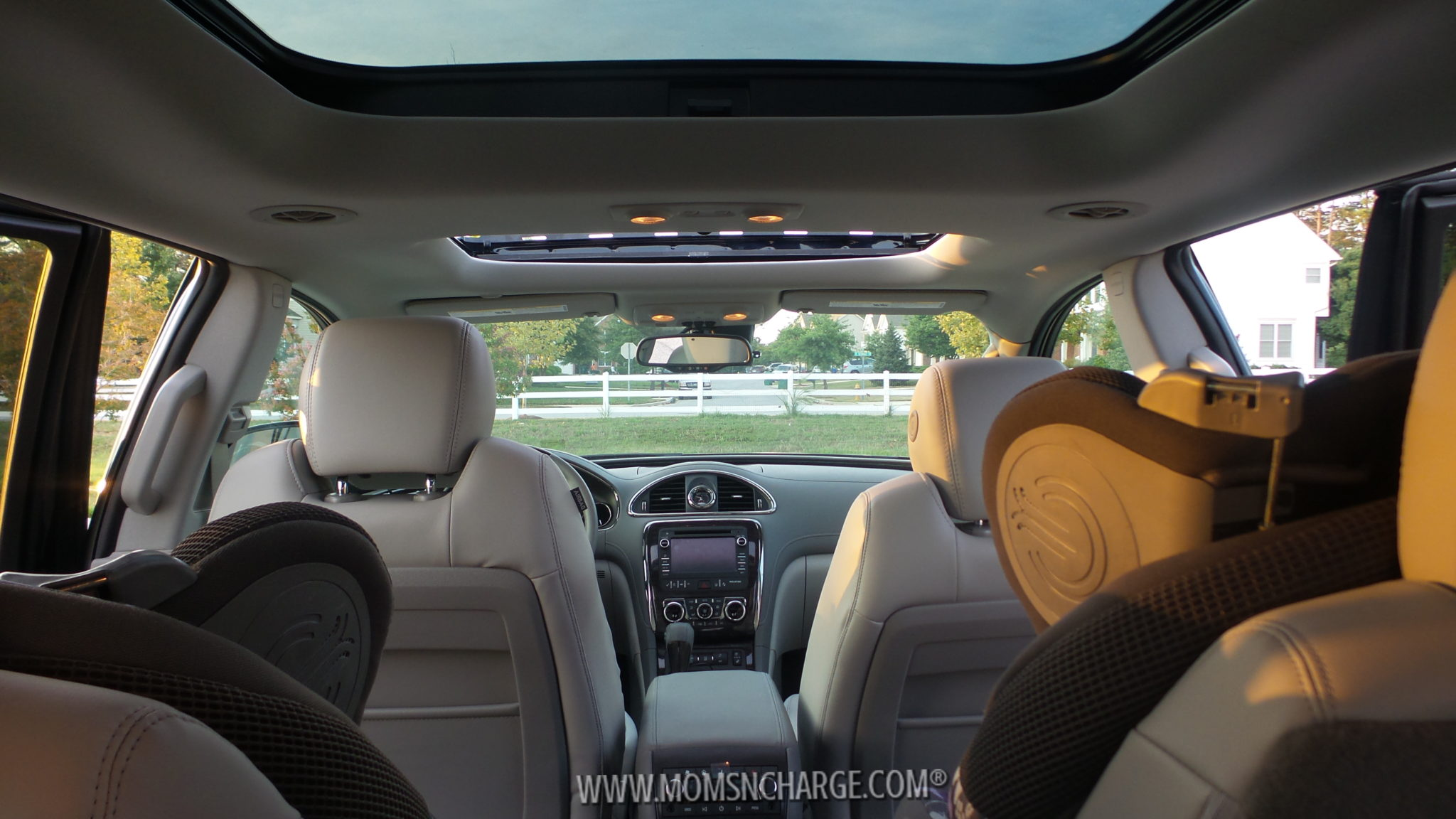serenity review first auto roadshow enclave buick enclaves preview now take