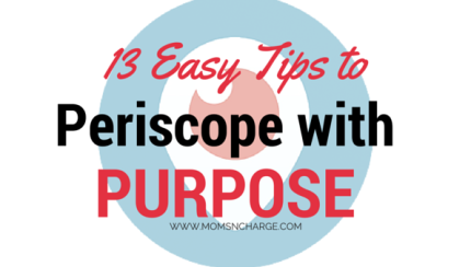 13 tips to use periscope