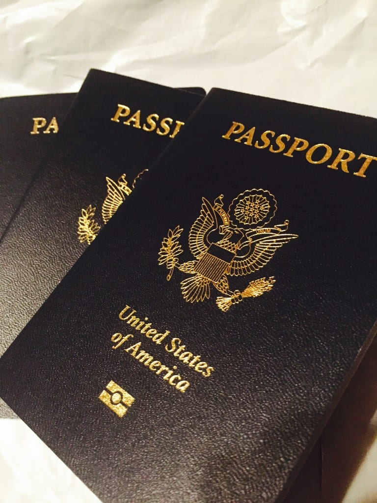 US Passport - momsncharge
