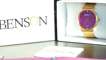 Benson Watch Review - Moms N Charge_22