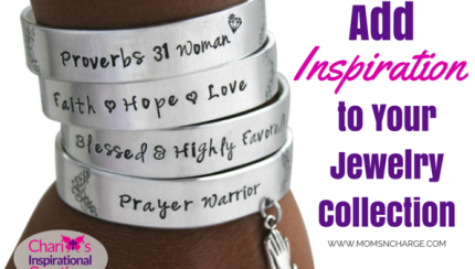 ChariT's Inspirational Jewelry Creation feature