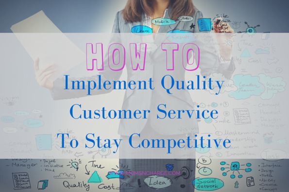 Retain customers small business