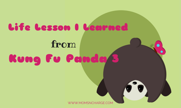 Kung-Fu Panda life lesson
