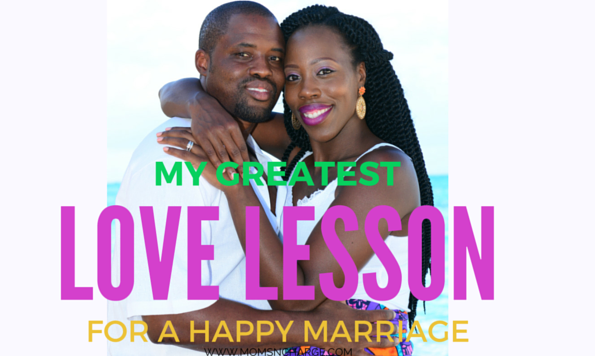 Love lesson for happy marriage