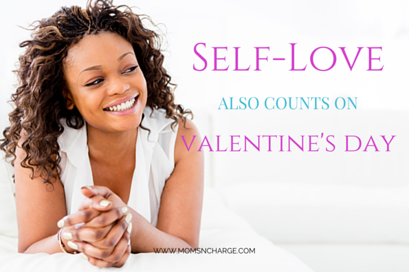 self-love love yourself on valentine's day