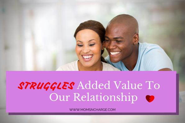 struggles added value marriage relationship
