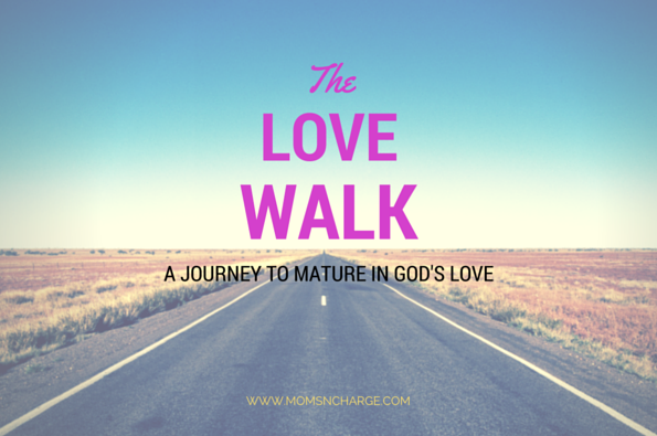 maturing in God's love walk