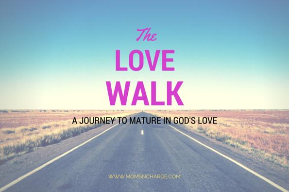 maturing in God's love walk