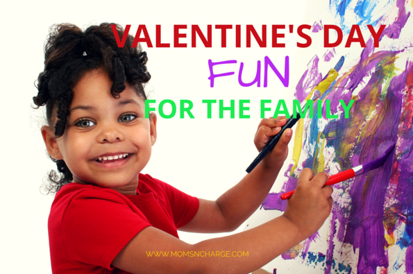 Valentine's Day Fun kids crafts