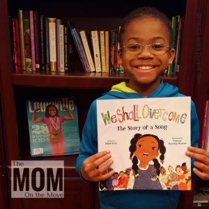 Black History month children's book