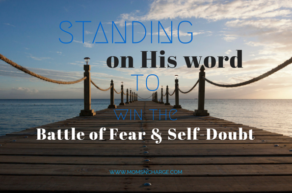 Overcoming fear word of God