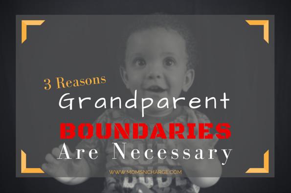 grandparent boundaries baby boy