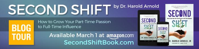 Second shift book graphic