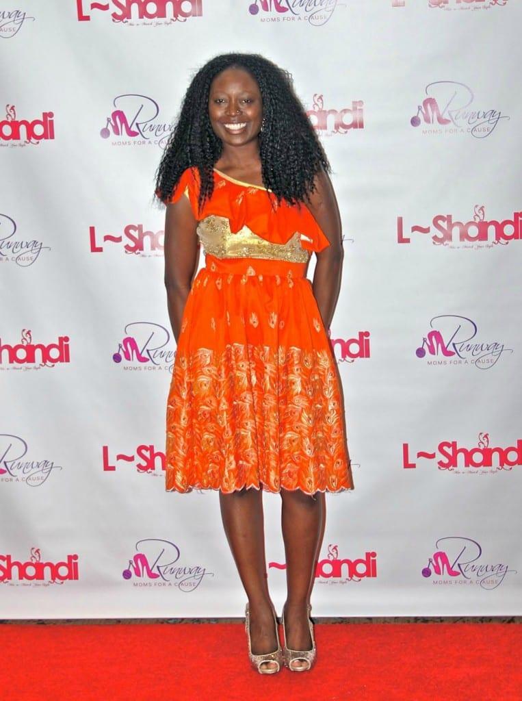 Lara Akinsanye - Runway Moms For a Cause