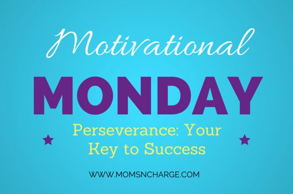 perseverance key to success #motivationalmonday