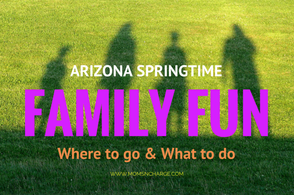 Springtime, Arizona, Family