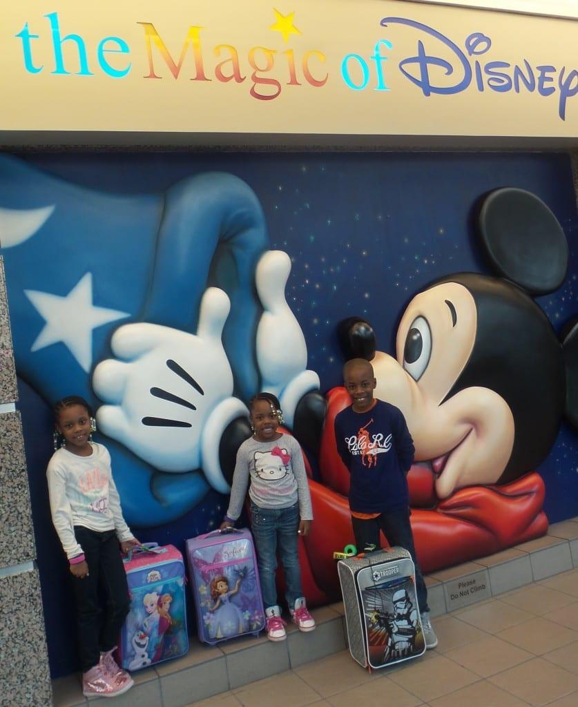 #DisneySMMC - Orlando Int'l Airport - Disney