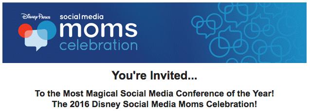 #DisneySMMC invite
