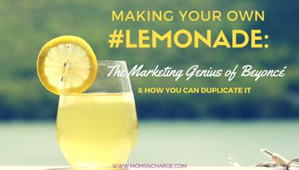 Lemonade- Beyonce Marketing