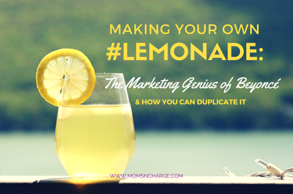 Lemonade- Beyonce Marketing