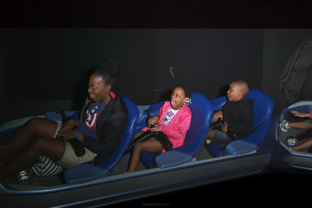 Space Mountain is one of my favorite rides! These expressions though LOL