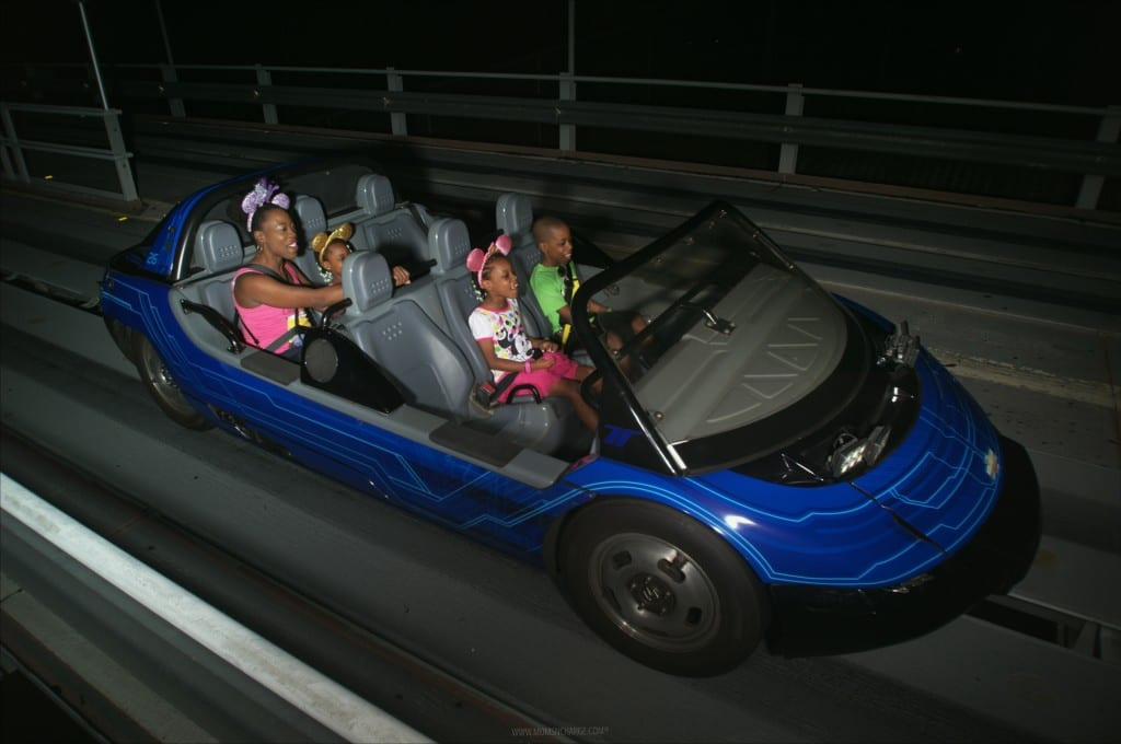 First time on the Fast Track and we all LOVED it (yes, even the little one)! Thanks for FastPass we rode it 3 times in a row, no wait.