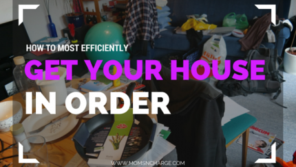 Get Your House in Order