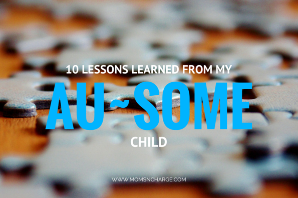 Lessons from Au-Some child