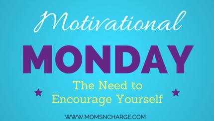Encourage Yourself motivational monday