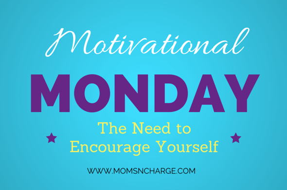Encourage Yourself motivational monday