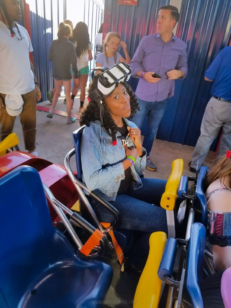 Superman Virtual Reality Coaster - Moms N Charge review_15