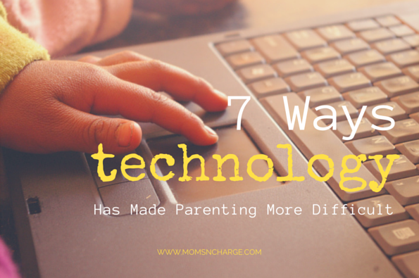 Technology and parenting