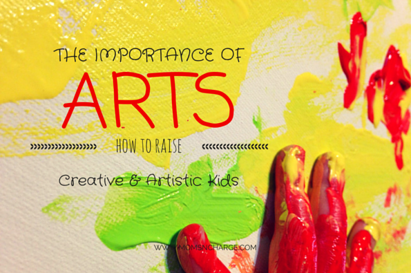 Research has shown that there is a strong correlation between childhood engagement with the creative arts and success later in life.