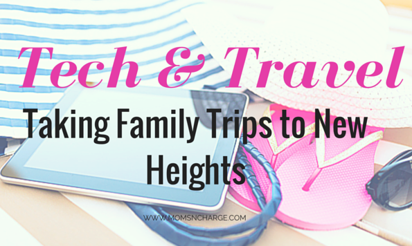 tech and travel momsncharge #tntdc