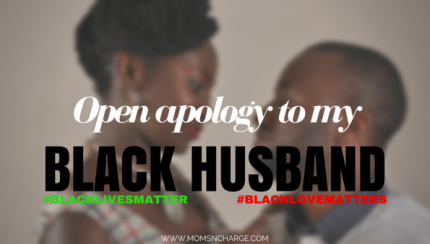 black husband