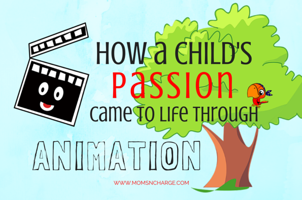 Childhood Passion & Animation