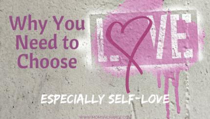 Choose love, self-love, domestic violence