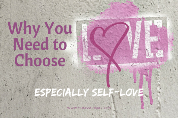 Choose love, self-love, domestic violence